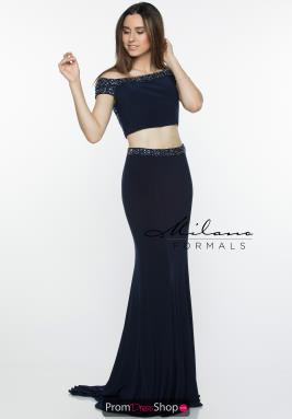 Milano Formals Dress E2317