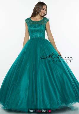 Milano Formals Dress E2322