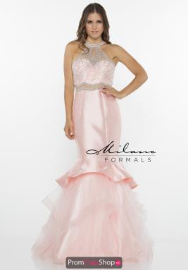 Milano Formals Dress E2324