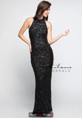 Milano Formals Dress E2405