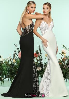 Zoey Grey Dress 31138