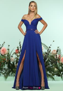 Zoey Grey Dress 31170
