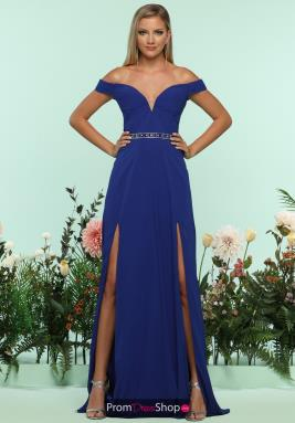 Zoey Grey Dress 31185