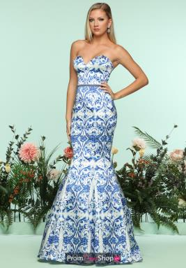 Zoey Grey Dress 31206