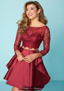 Hannah s red dress pictures