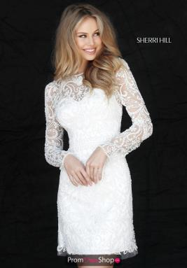 Sherri Hill Short Dress 51288