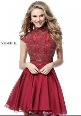 Sherri Hill Short Dress 51291