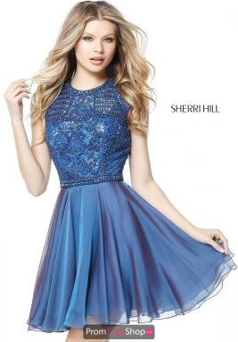 Sherri Hill Short Dress 51293