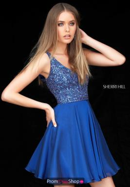 Sherri Hill Short Dress 51294