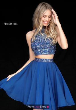 Sherri Hill Short Dress 51297