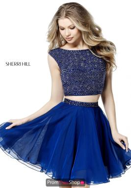 Sherri Hill Short Dress 51298