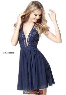 Sherri Hill Short Dress 51311
