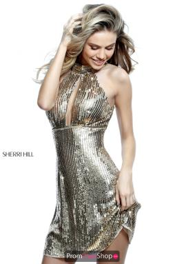 Sherri Hill Short Dress 51354
