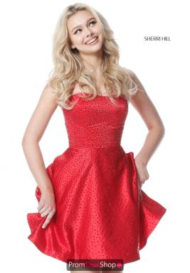 Sherri Hill Short Dress 51365
