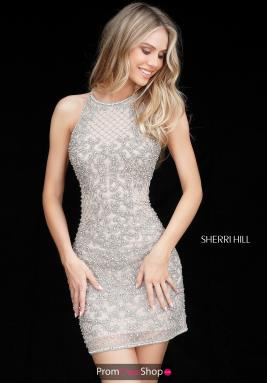 Sherri Hill Short Dress 51501