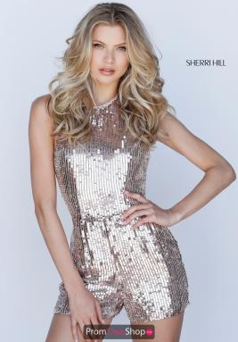 Sherri Hill Short Dress 51513