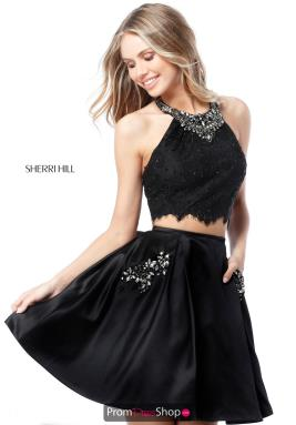 Sherri Hill Short Dress 51520