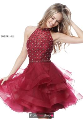 Sherri Hill Short Dress 51559