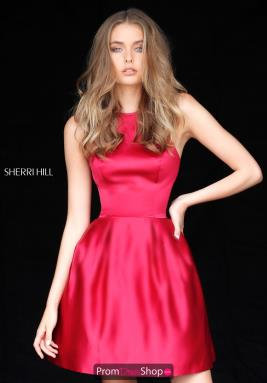 Sherri Hill Short Dress 51273