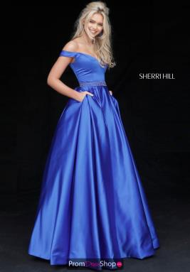 Sherri Hill Dress 51124