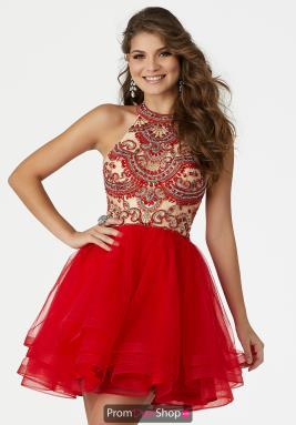 09892084beb Morilee Sticks   Stones Short Prom Dresses