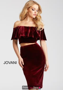 Jovani Cocktail Dress 51450