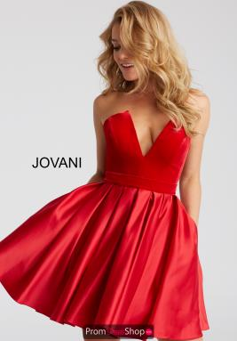Jovani Short Dress 52108