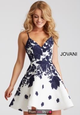 Jovani Short Dress 53204