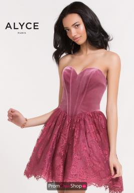 Alyce Short Dress 2633