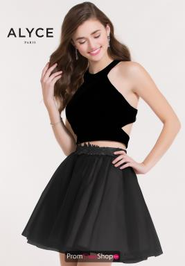 Alyce Short Dress 2647