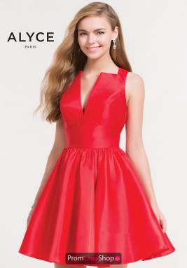 Alyce Short Dress 3706