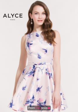 Alyce Short Dress 3710