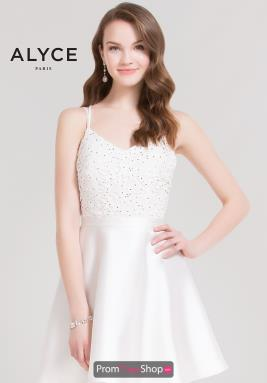 Alyce Short Dress 3719