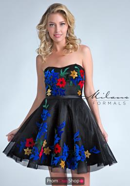 Milano Formals Dress E2204