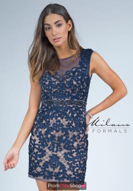 Milano Formals Dress E2213
