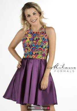 Milano Formals Dress E2223