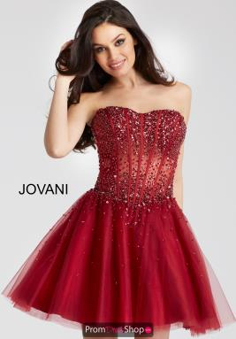 Jovani Cocktail Dress 55142