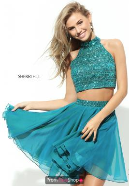 Sherri Hill Short Dress 50694