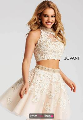 Jovani Short Dress 53087