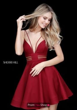 Sherri Hill Short Dress S51468