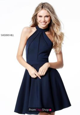 Sherri Hill Short Dress S51469