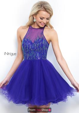 Intrigue by Blush Dress 351