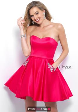 Intrigue by Blush Dress 363