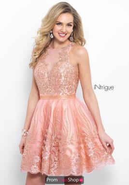 Intrigue by Blush Dress 382