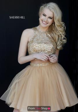 Sherri Hill Short Dress 32289