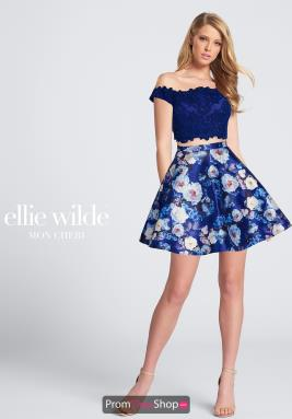 Ellie Wilde Dress EW21771S