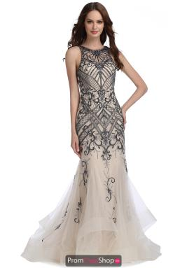 Romance Couture Dress N1482