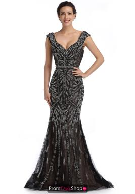 Romance Couture Dress RM6101