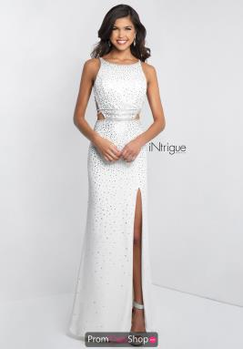 Intrigue by Blush Dress 402