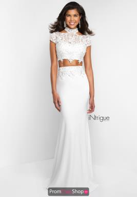 Intrigue by Blush Dress 426